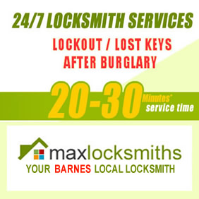 Barnes locksmiths